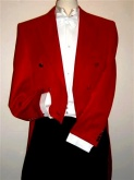 Toastmaster tailcoat Exclusive ready to wear stock 100% wool quality cloth