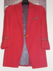 The Greatest showman ringmaster style jacket made to order, styles & price by discussion